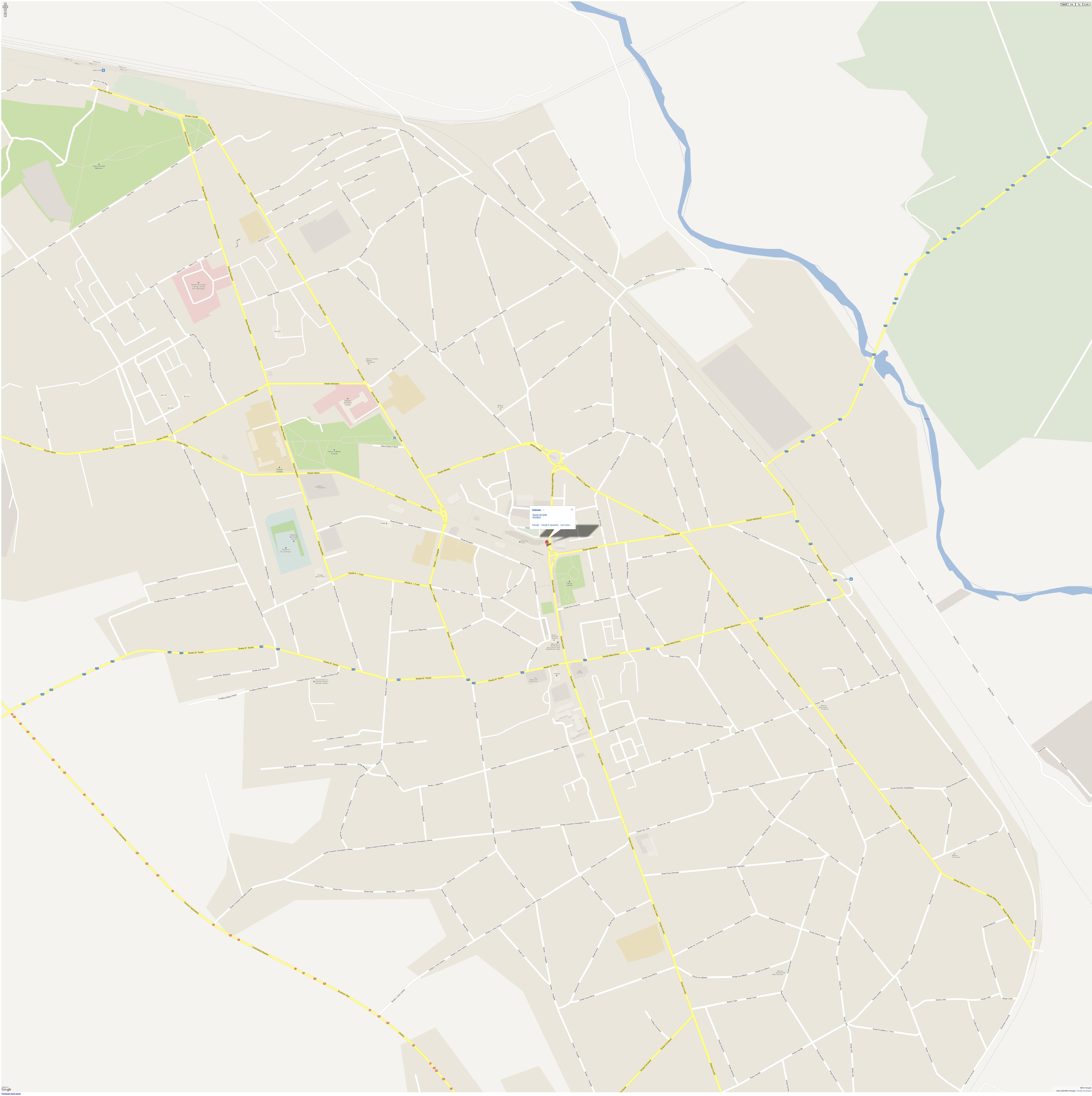 Harta Rosiorii De Vede
