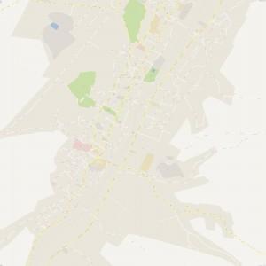 Harta Campulung Muscel