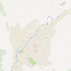 Harta Odorheiu Secuiesc