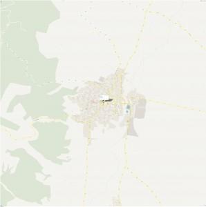 Harta Sfantu Gheorghe
