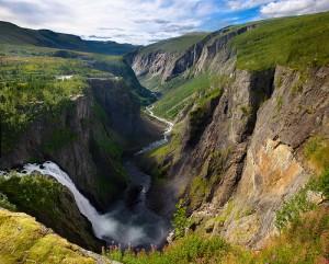 Un brat din fiordul Sognefjord