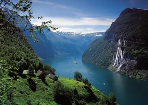 geirangerfjorden fjord