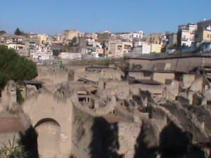 Obiective Turistice Italia Herculanum