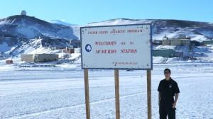 Mc Murdo Antarctica