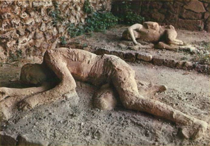 Obiective Turistice Italia -  Pompei