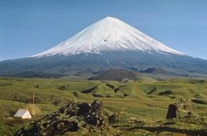 Vulcanul Kliucevskaia