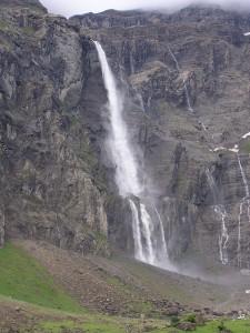 Cascada-Gavarnie