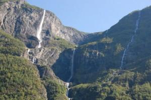 Cascada Kjerrskredfossen