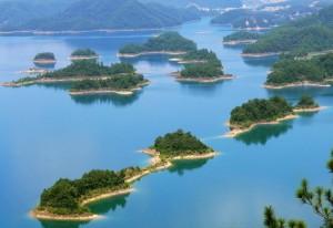 Qiandao-lake-insule
