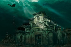 Qiandao-lake-orase scufundate
