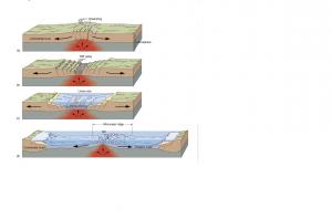 Cum se formeaza un ocean