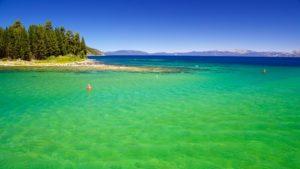Lacul Tahoe america de nord