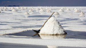 Salar-de-Uyuni gramezi de sare
