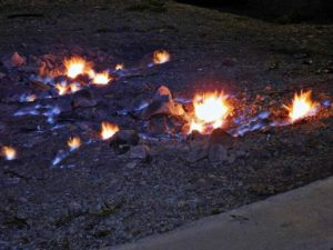 focurile vii de la andreiasu