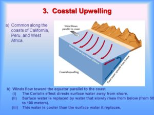 upwelling explicatie grafica