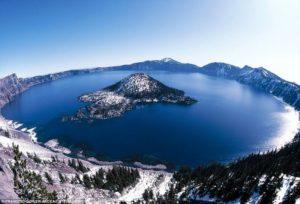 Lacul Crater Oregon