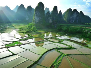 carstul din Guilin