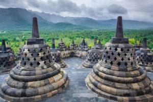 templul budhist borobudur