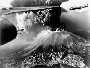 vezuviu eruptie 1944