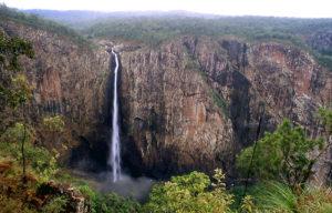 Wallaman cascada