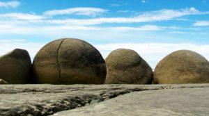 sferele moeraki