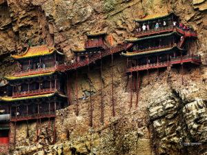 manastirea hanging