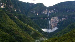 cascada Gocta Peru