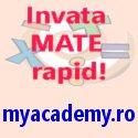 Invata Mate rapid gratuit!